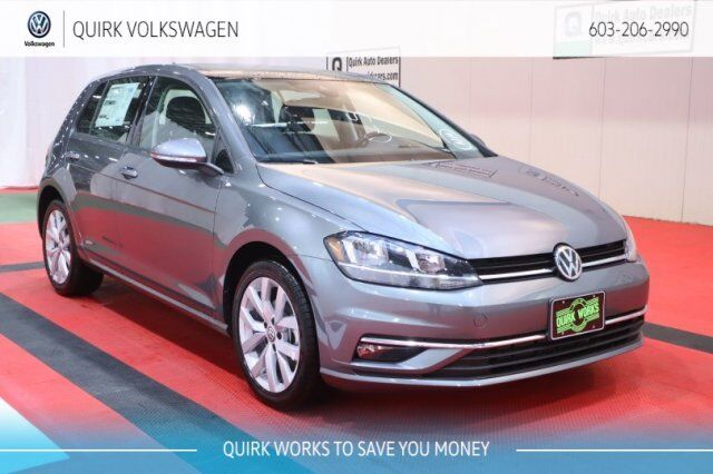 Quirk Vw Nh >> New 2019 Volkswagen Golf SE in Manchester NH