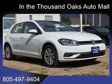 2019_Volkswagen_Golf_SE_ Thousand Oaks CA