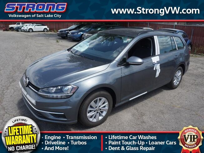 2019 Volkswagen Golf SportWagen 1.4T S Salt Lake City UT