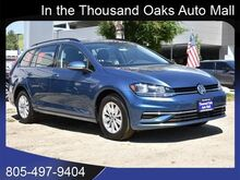2019_Volkswagen_Golf SportWagen_1.4T S_ Thousand Oaks CA