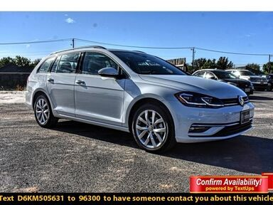 2019_Volkswagen_Golf SportWagen_1.4T SE AUTO_ Midland TX