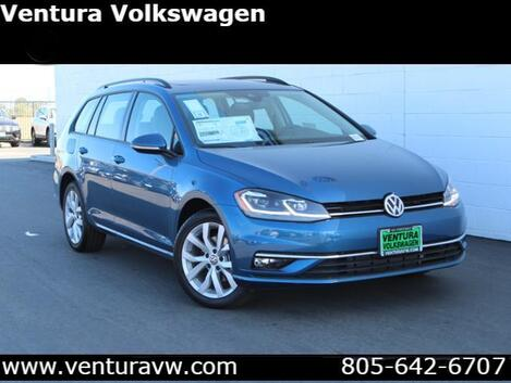 2019_Volkswagen_Golf SportWagen_1.4T SE Auto_ Ventura CA