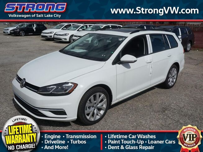 2019 Volkswagen Golf SportWagen 1.4T SE Salt Lake City UT