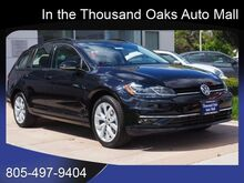 2019_Volkswagen_Golf SportWagen_1.4T SE_ Thousand Oaks CA