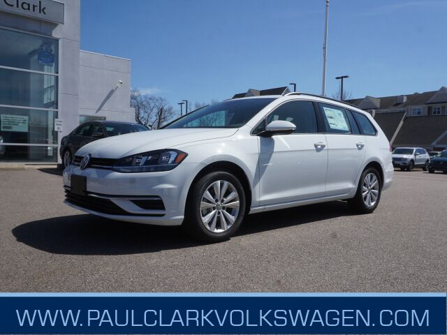 2019 Volkswagen Golf SportWagen 1.8T S Manual 4MOTION Brockton MA