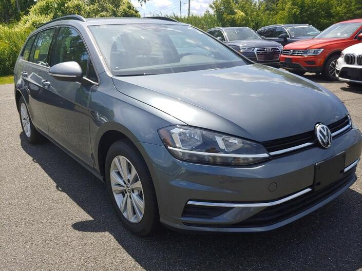2019 Volkswagen Golf SportWagen 1.8T S Manual 4MOTION Pittsfield MA