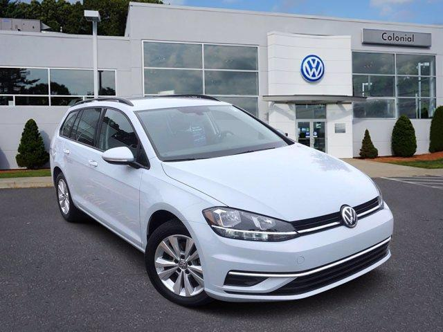 2019 Volkswagen Golf SportWagen 1.8T S Manual 4MOTION Westborough MA