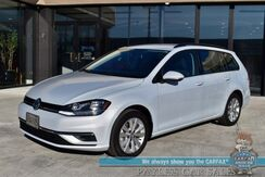 2019_Volkswagen_Golf SportWagen_S / 4Motion AWD / Automatic / Power & Heated Cloth Seats / Bluetooth / Back Up Camera / Cruise Control / Low Miles / 29 MPG_ Anchorage AK