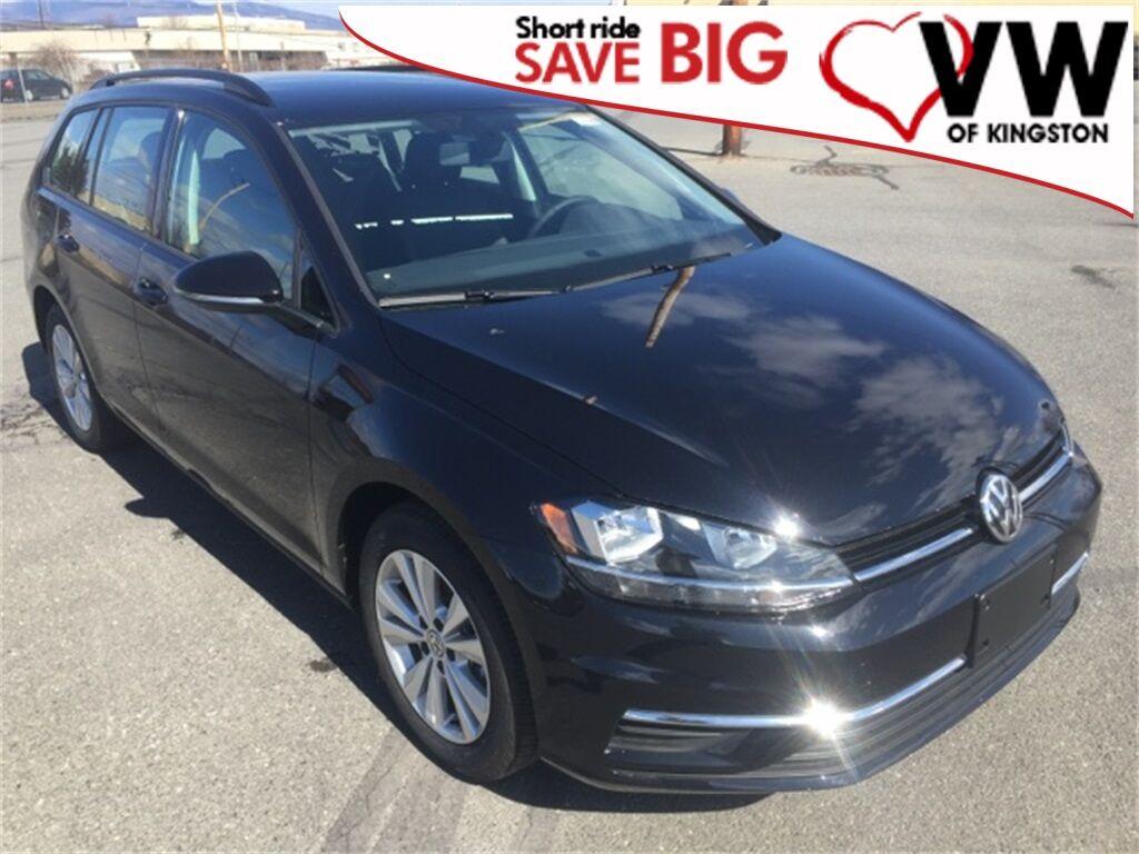 2019_Volkswagen_Golf SportWagen_S 4Motion_ Kingston NY