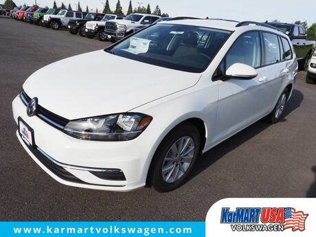 2019 Volkswagen Golf SportWagen S Burlington WA
