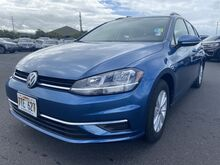 2019_Volkswagen_Golf SportWagen_S_ Kihei HI