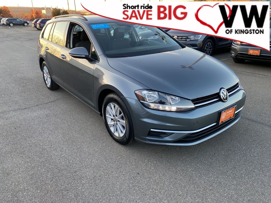 2019 Volkswagen Golf SportWagen S Kingston NY