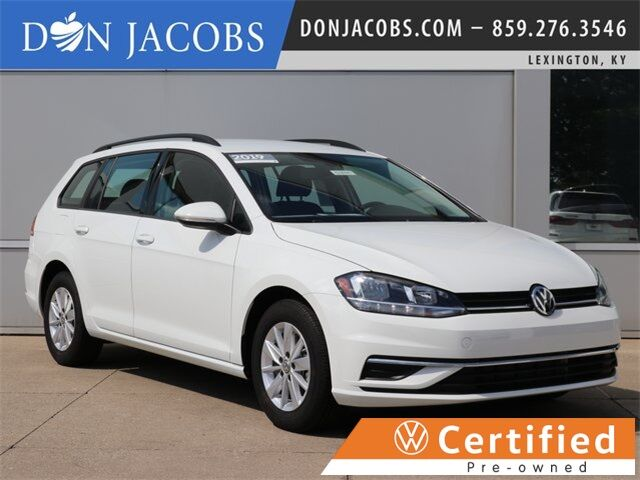2019 Volkswagen Golf SportWagen S Lexington KY