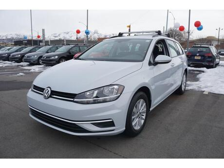 2019 Volkswagen Golf SportWagen S Salt Lake City UT