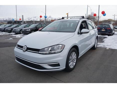 2019_Volkswagen_Golf SportWagen_S_ Salt Lake City UT