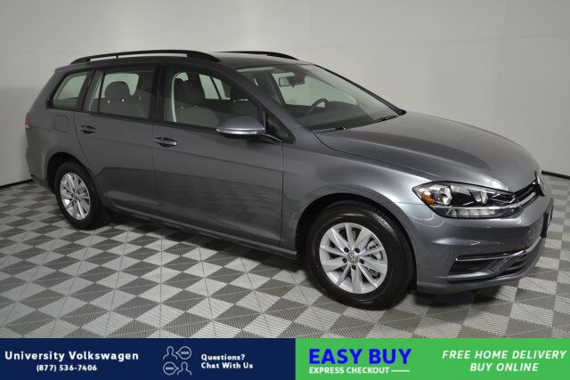 2019 Volkswagen Golf SportWagen S Seattle WA