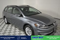 2019_Volkswagen_Golf SportWagen_S_ Seattle WA