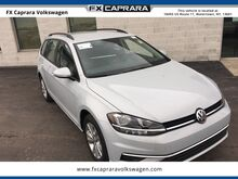2019_Volkswagen_Golf SportWagen_S_ Watertown NY