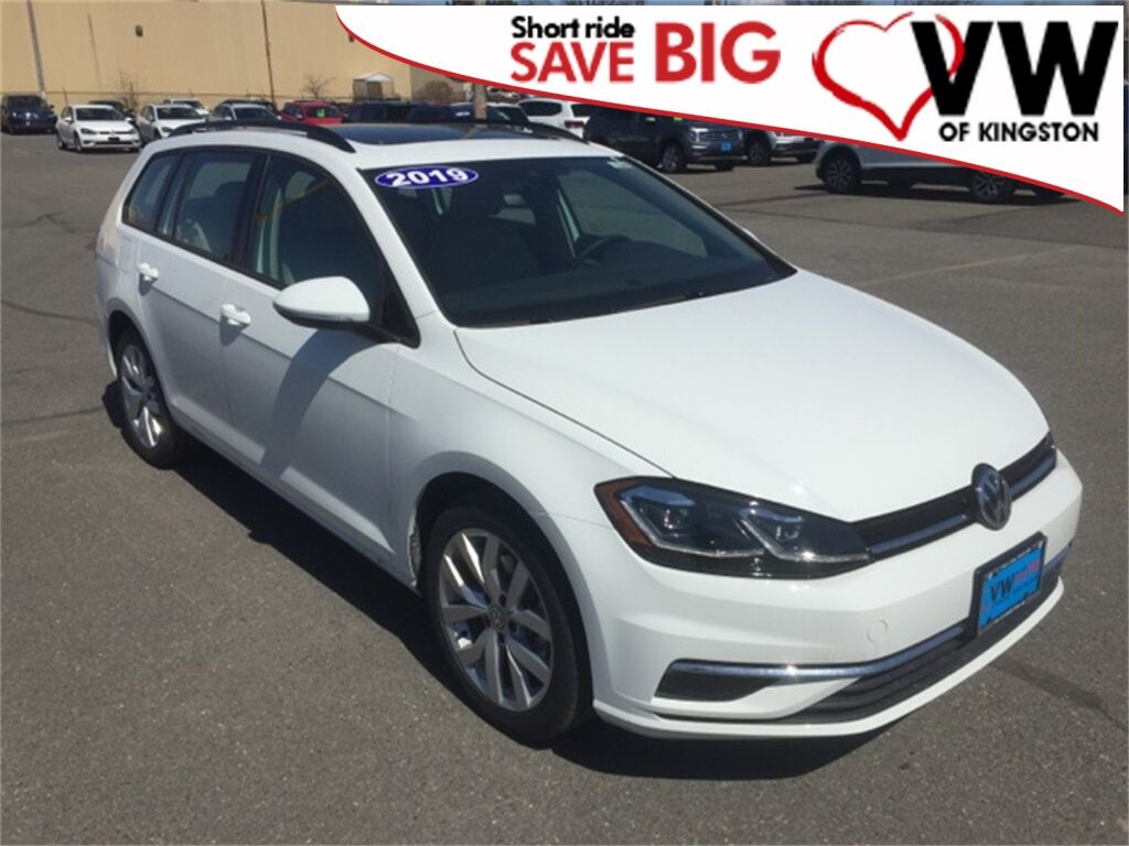 2019_Volkswagen_Golf SportWagen_SE_ Kingston NY