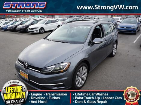 2019_Volkswagen_Golf SportWagen_SE_ Salt Lake City UT