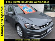 2019_Volkswagen_Golf SportWagen_SE_ Watertown NY