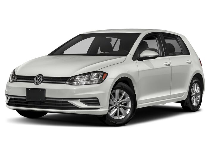 2019 Volkswagen Golf TSI SE 4-Door Barre VT
