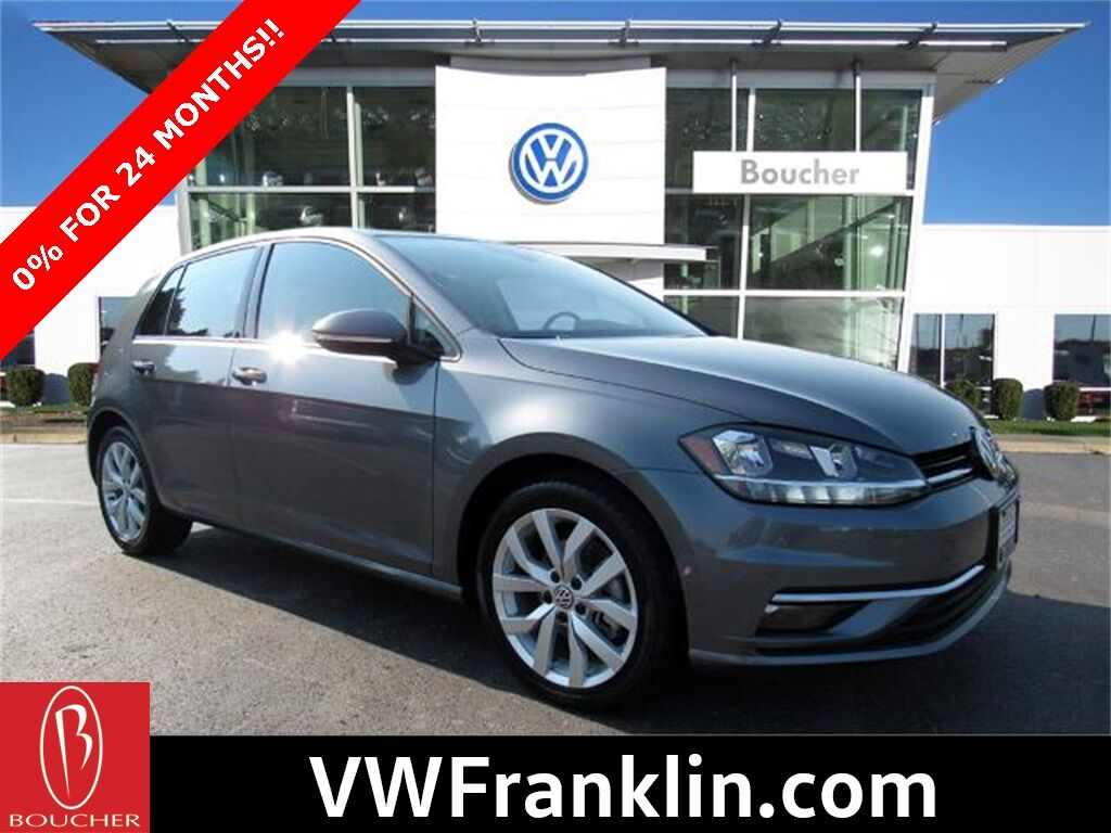 2019 Volkswagen Golf TSI SE 4-Door Franklin WI