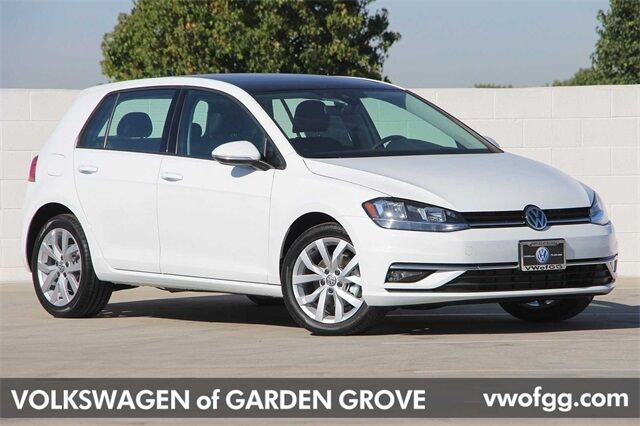 2019 Volkswagen Golf TSI SE 4-Door