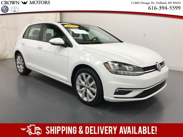 2019 Volkswagen Golf TSI SE 4-Door Holland MI