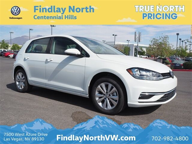2019 Volkswagen Golf TSI SE 4-Door Las Vegas NV