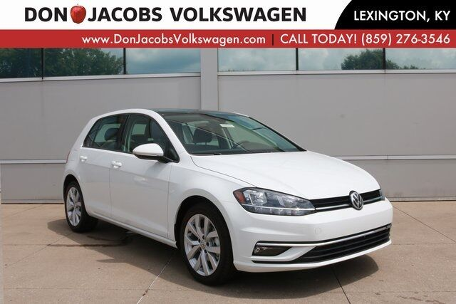 2019 Volkswagen Golf TSI SE 4-Door Lexington KY