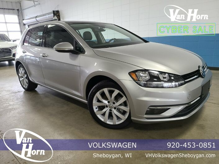 2019 Volkswagen Golf TSI SE 4-Door Milwaukee WI