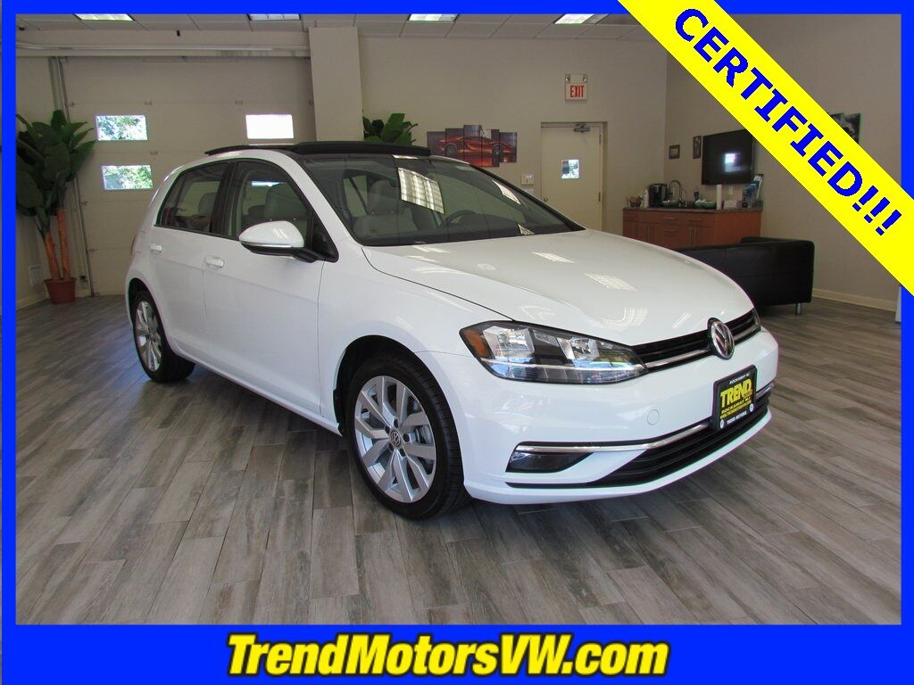 2019 Volkswagen Golf TSI SE 4-Door Rockaway NJ