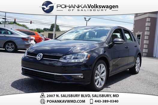 2019_Volkswagen_Golf_TSI SE 4-Door_ Salisbury MD