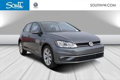 2019_Volkswagen_Golf_TSI SE 4-Door_