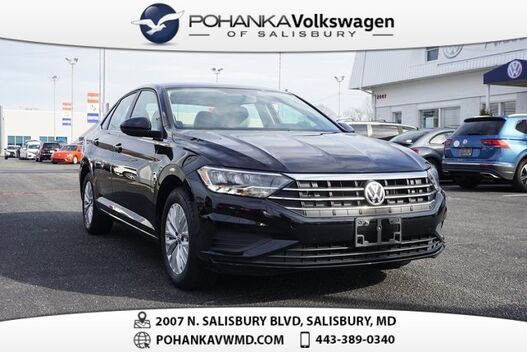 2019_Volkswagen_Jetta_1.4T S ** CERTIFIED ** GREAT ON GAS **_ Salisbury MD