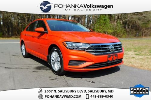 2019_Volkswagen_Jetta_1.4T S ** ONE OWNER ** CERTIFIED **_ Salisbury MD