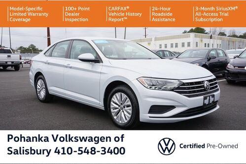 2019_Volkswagen_Jetta_1.4T S ** VW CERTIFIED ** 7 YEAR / 84K MILE WARRANTY **_ Salisbury MD