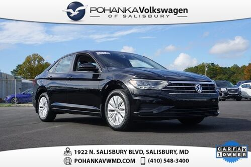 2019_Volkswagen_Jetta_1.4T S ** VW CERTIFIED ** 7 YEAR / 84K MILE WARRANTY **_ Salisbury MD