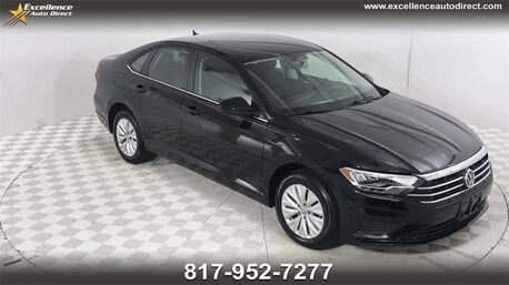 2019_Volkswagen_Jetta_1.4T S 1-OWNER VEHICLE,CRUISE CONTROL,BCK-CAM,BLUETOOTH/U_ Euless TX