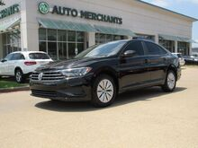 2019_Volkswagen_Jetta_1.4T S 8A CLOTH SEATS, BACKUP CAMERA, BLUETOOTH CONNECTIVITY, TPMS, AUTO HEADLIGHTS, KEYLESS START_ Plano TX