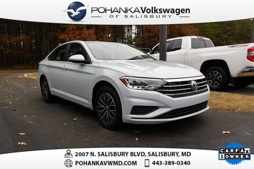 2019_Volkswagen_Jetta_1.4T SE ** CERTIFIED ** SUNROOF ** LEATHER **_ Salisbury MD