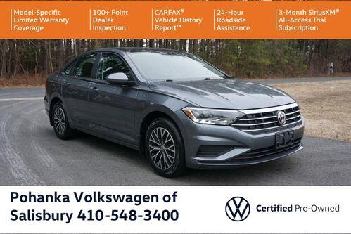 2019_Volkswagen_Jetta_1.4T SE ** VW CERTIFIED ** 7 YEAR / 84K MILE WARRANTY **_ Salisbury MD