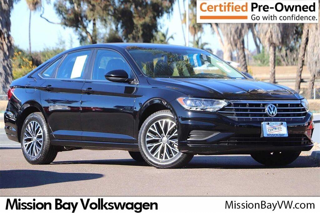 2019 Volkswagen Jetta 1.4T SE San Diego CA