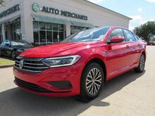 2019_Volkswagen_Jetta_1.4T SEL 8A. BACK UP CAM, BLIND SPOT MONITOR, BLUETOOTH, APPLE CAR PLAY/ANDROID AUTO. KEYLESS START_ Plano TX