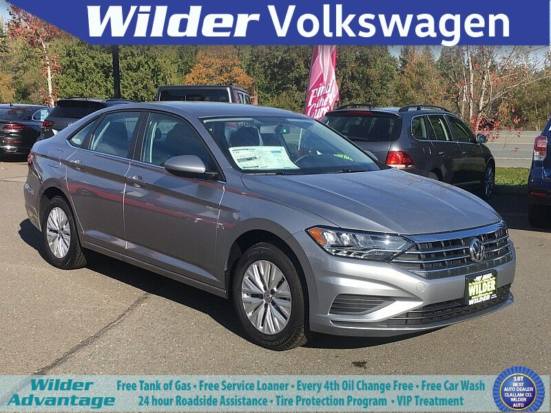 2019 Volkswagen Jetta 4d Sedan 1.4T S Auto Port Angeles WA