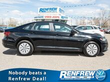 2019_Volkswagen_Jetta_Comfortline, Heated Seats, Bluetooth, Backup Camera_ Calgary AB