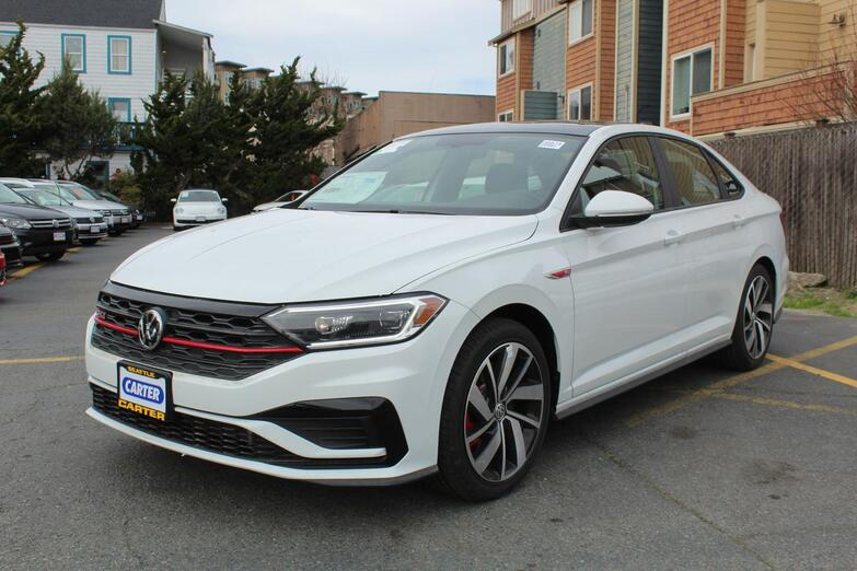 2019 Volkswagen Jetta GLI GLI Autobahn W/ 6 SPEED MANUAL TRANSMISSION Seattle WA