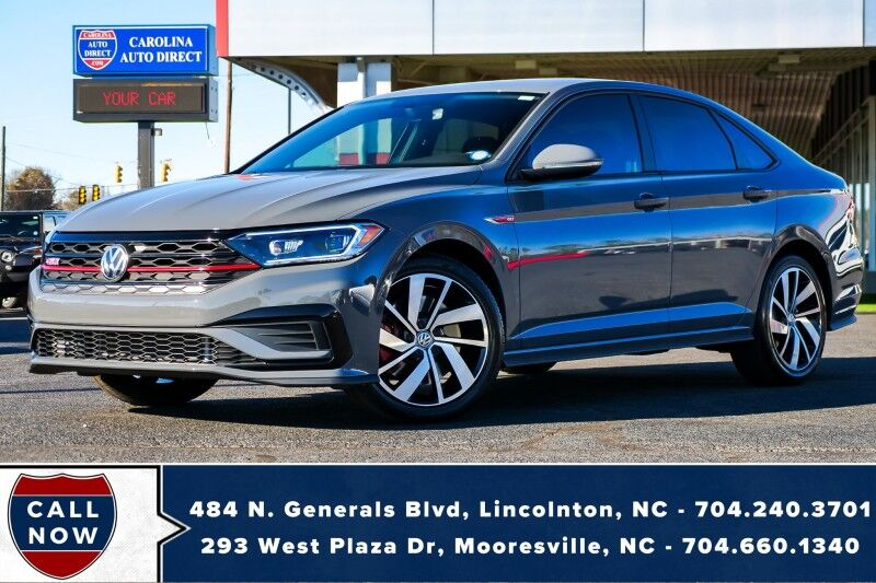 2019 Volkswagen Jetta GLI S DSG w/ Heated Front Seats & Back-Up Camera Mooresville NC