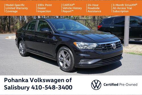 2019_Volkswagen_Jetta_R-Line ** VW CERTIFIED **_ Salisbury MD